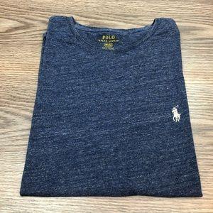 Polo Ralph Lauren Navy Heather T-Shirt M
